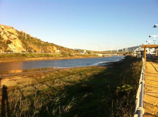 Zahara Surf: El rio CACHON
