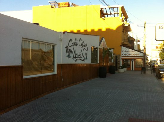 Zahara Surf: Main Street