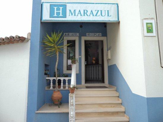 Hotel Marazul: Entrada