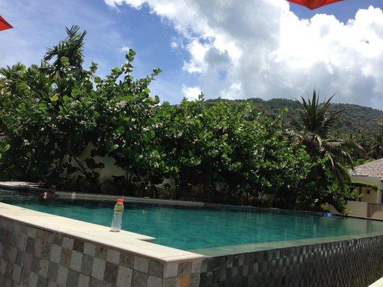 Chantaramas Resort & Spa: massive pool