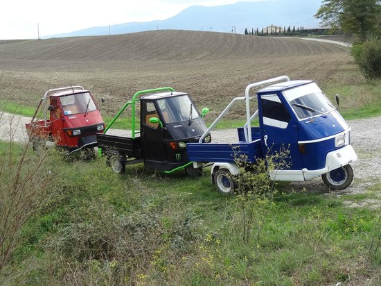 Agriturismo Il Casalino : dinky toys?