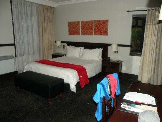 Court Classique Suite Hotel: geräumig