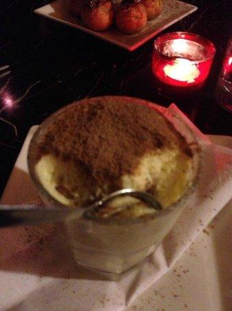 Belvedere Restaurant : Tiramisu.