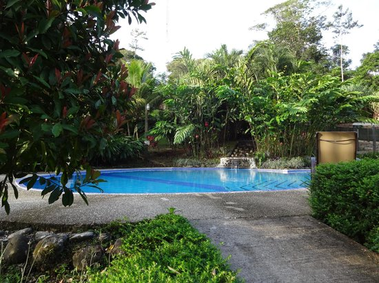 Chachagua Rainforest Hotel & Hacienda: pool