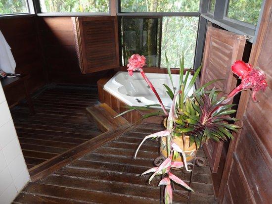 Chachagua Rainforest Eco Lodge: jacuzzi