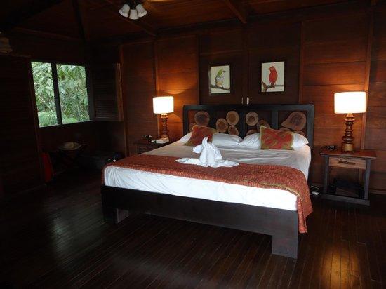 Chachagua Rainforest Eco Lodge: deluxe bungalow