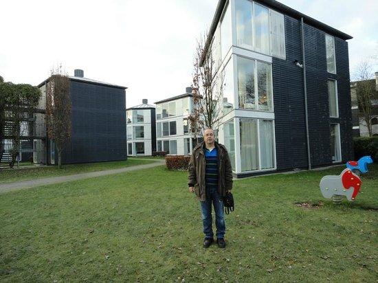Kolding Hotel Apartments: Otel
