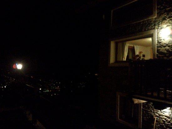 Affittacamere I Picchi: notturno esterno