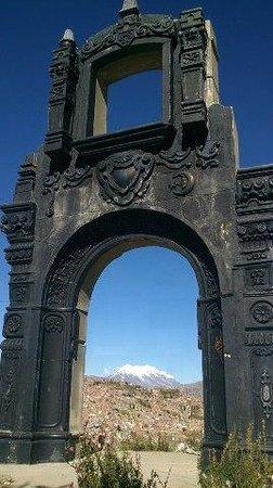 La Paz Walking Tours: Vista desde la zona de Sopocachi
