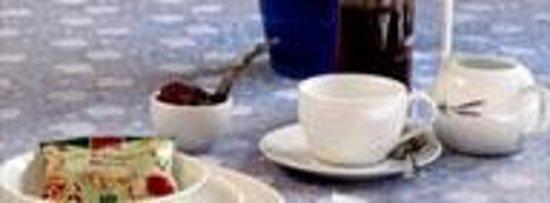 Greenlawns Bed & Breakfast : wonderful morning coffee