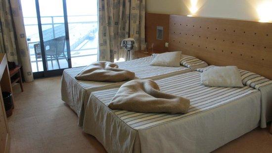 Hotel Moniz Sol : Beds