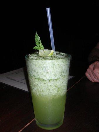 Pita Bonita: Mint Lemonade