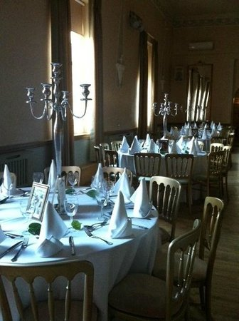 The Crown Hotel: Function Room