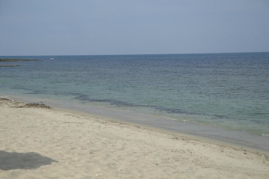La Union Province, Philippines: White sand beach