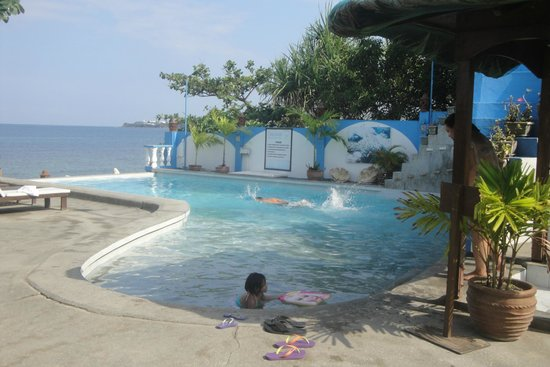 Pool Area Picture Of Sunset Bay Beach Resort La Union