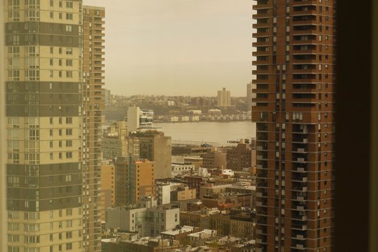 Staybridge Suites Times Square - New York City: VUE CHAMBRE