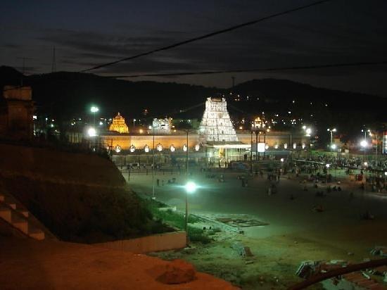 Tirumala Temple: Tirumala
