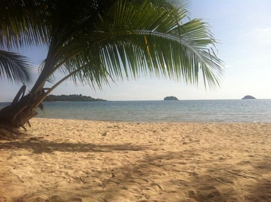 K.B. Resort: the beach (Kae Bai beach)