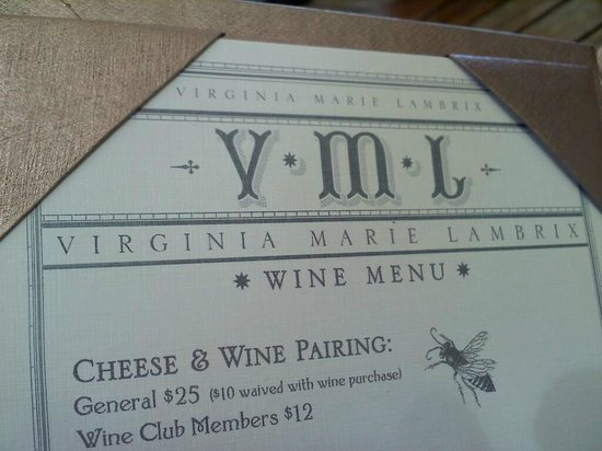 VML Winery: All in the details