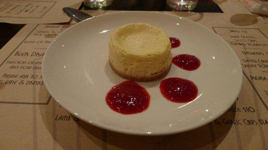 Deco : Cheesecake
