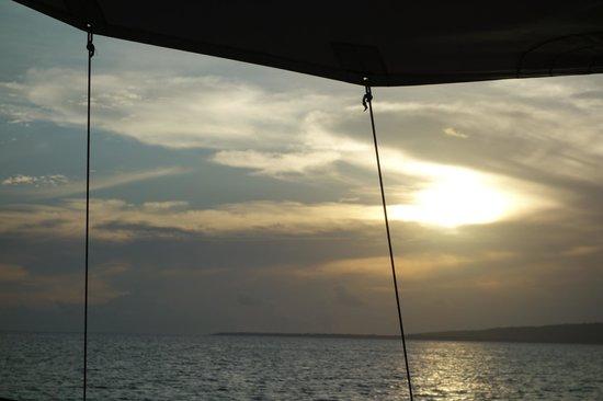 Meridian Charters Vanuatu Sunset Cruises