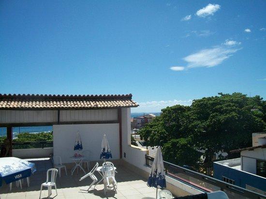 Bahia Park Hotel : Cobertura