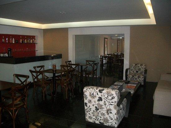 Bahia Park Hotel : Hall