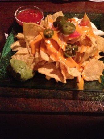 BLooiE's Roadhouse: corn chips n dips