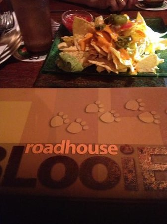 BLooiE's Roadhouse: road house corn chips