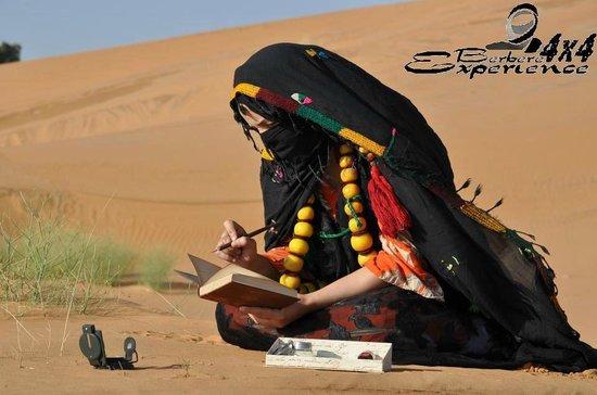 Berbere 4x4 Experience: mujeres del Desierto