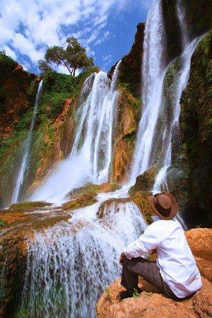 Berbere 4x4 Experience: Cascadas Ouzoud
