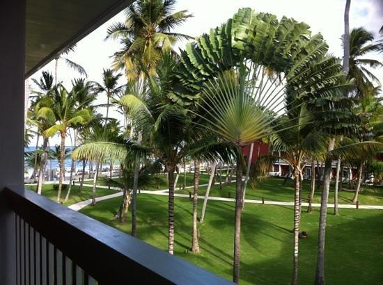 Barcelo Bavaro Beach - Adults Only: Meerblick vom Balkon