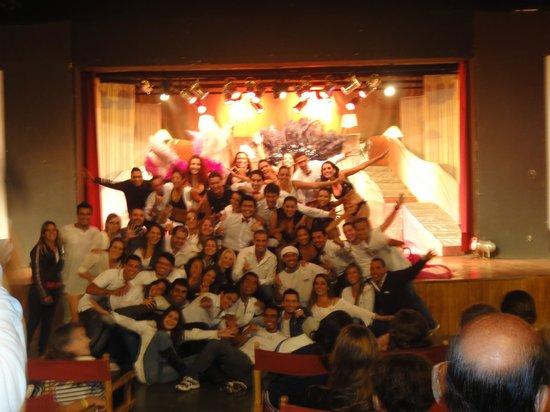 Club Med Rio Das Pedras: Show
