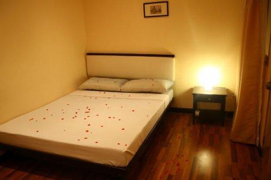 SDR Mactan Serviced Apartments: Bedroom