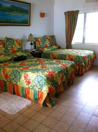 كاتاماران هوتل مارينا: Beds