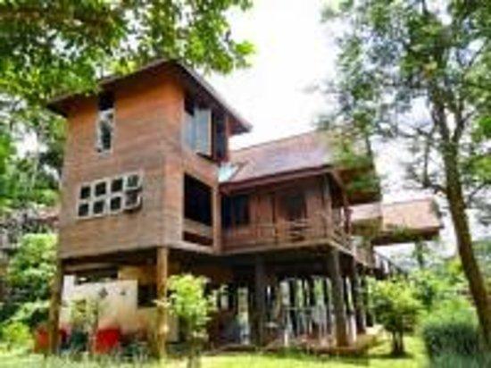 Khao Sok Pantoorat Mountain Lodge Photo