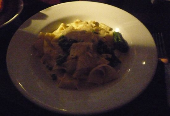 PANAM Restaurant And Bar: The pasta, it comes with tomatoes however the staff said it was fine I could order without