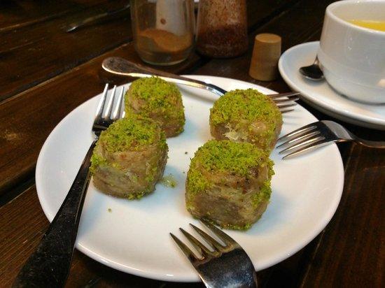 Mehmet and Ali Baba Kebab House: My snack