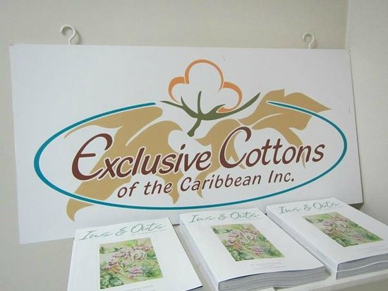 Exclusive Cottons of the Caribbean : Exclusive Cottons