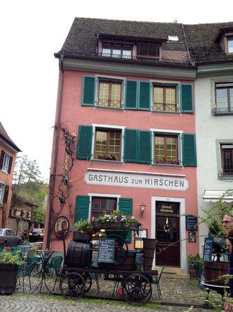 Zum Hirschen Gasthaus Hotel, Staufen Germany