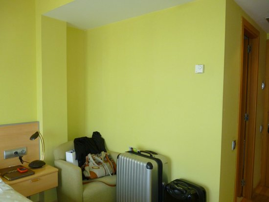 Hotel Sercotel Zurbaran: habitación