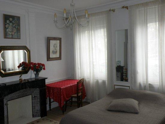 Chambres de saint m en b b sainte mere eglise france for Chambre 0 decibel