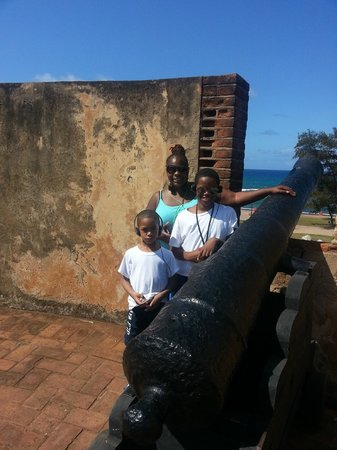 Marysol Tours: War Bunker