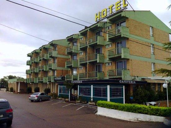 Don Benito, Spagna: Hotel Veracruz
