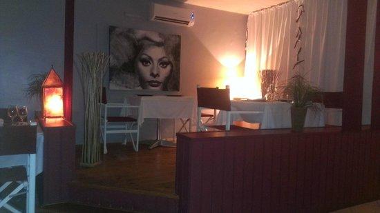L'Artisanal: restaurant interior