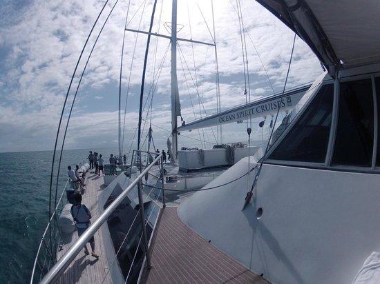 Ocean Spirit Cruises: Sailaway Cruise