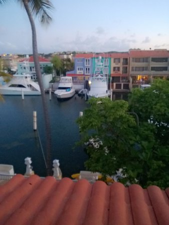 Park Royal Puerto Rico at Club Cala: View from the harbor side room