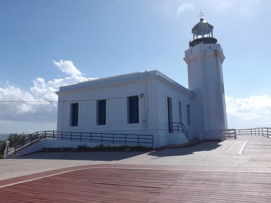 Arecibo Lighthouse & Historical Park : Lighthouse
