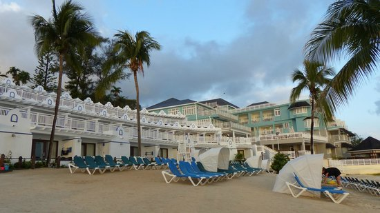 Beaches Ocho Rios Resort & Golf Club: Another view of the Greek Village rooms