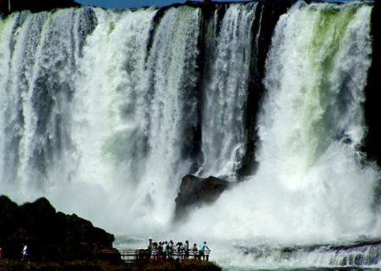 Iguazu Falls: Photo provided by Concesionaria de las Cataratas del Iguazú
